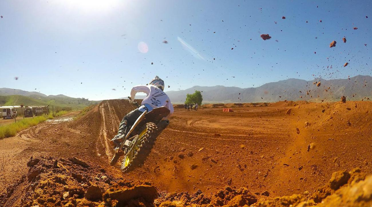 James Stewart Prepares For The 2015 Monster Energy Cup | SI.com