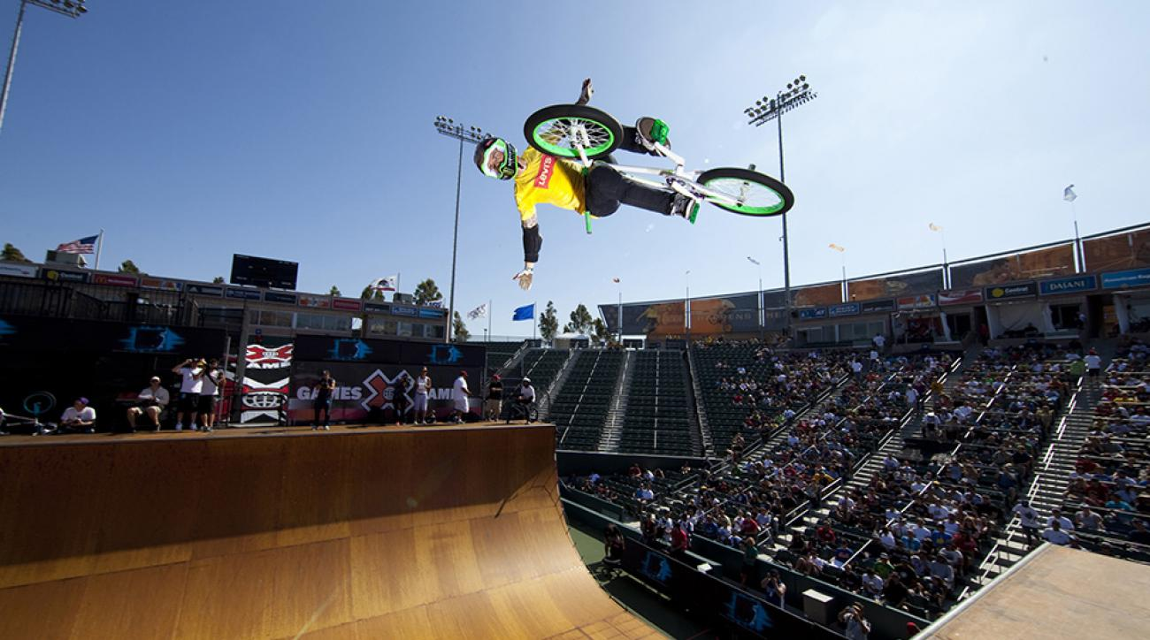 X Games Austin: Jamie Bestwick on the impossible march to ten | SI com
