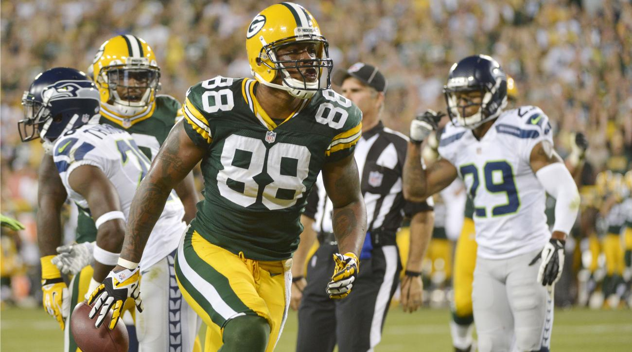 Tight end Jermichael Finley expects contract offers to increase