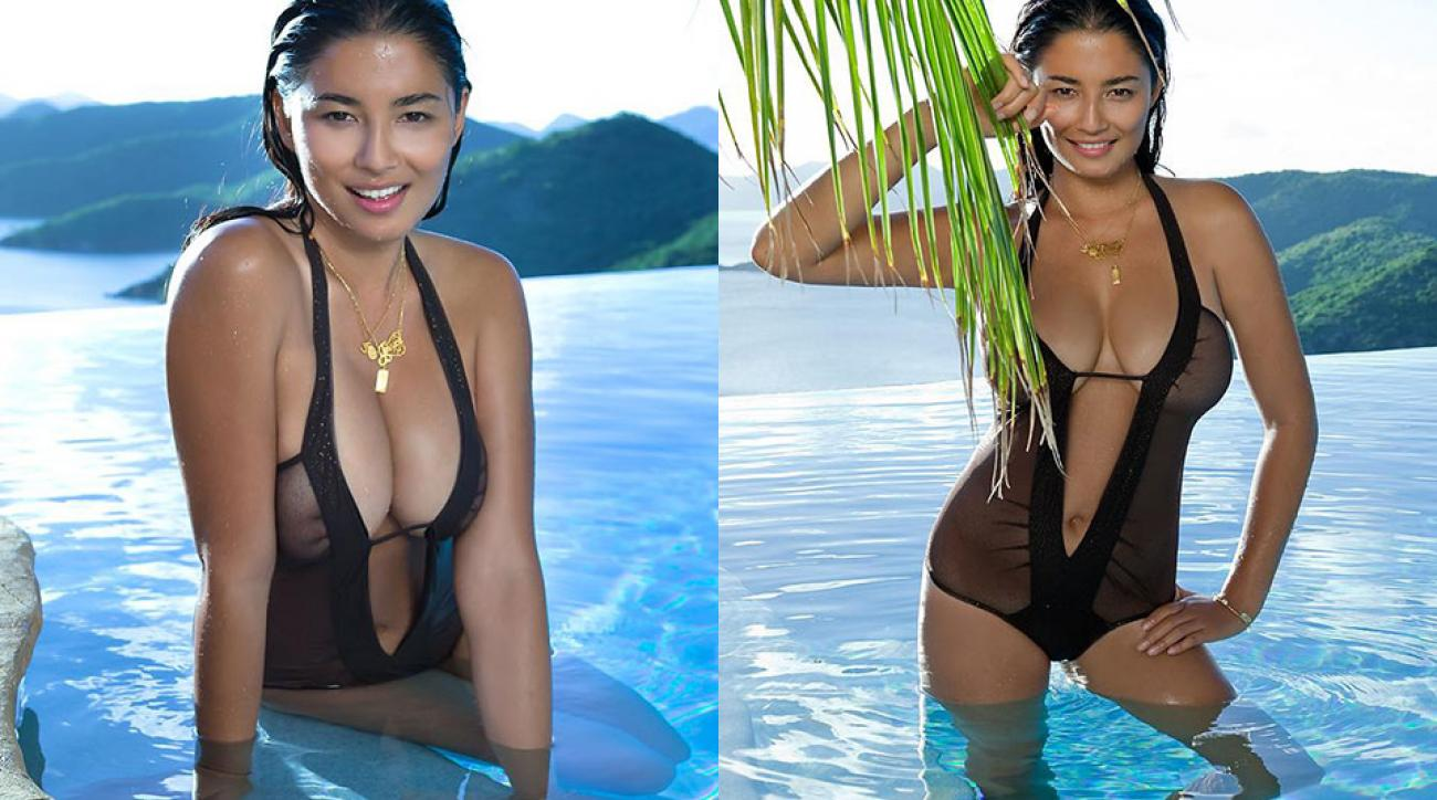 Jessica Gomes, SI Swimsuit 2011