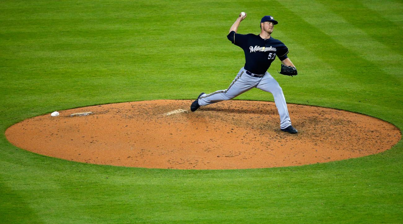 Milwaukee Brewers recalled pitcher Jimmy Nelson