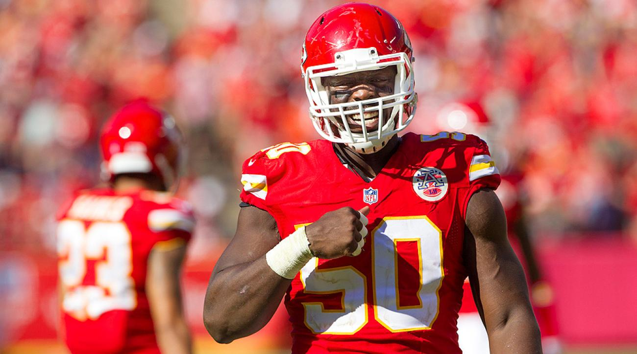 Three Thoughts Justin Houston inks landmark contract with Chiefs