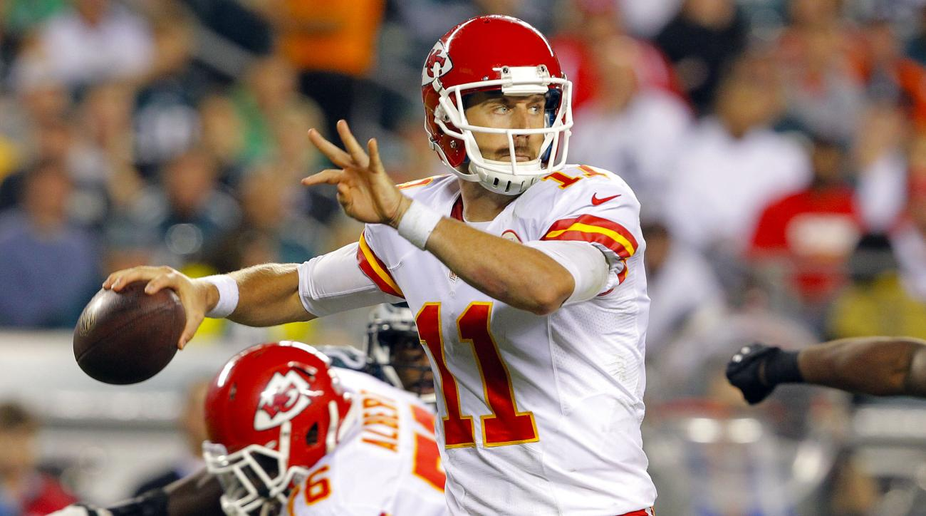 Training camp information for the Kansas City Chiefs