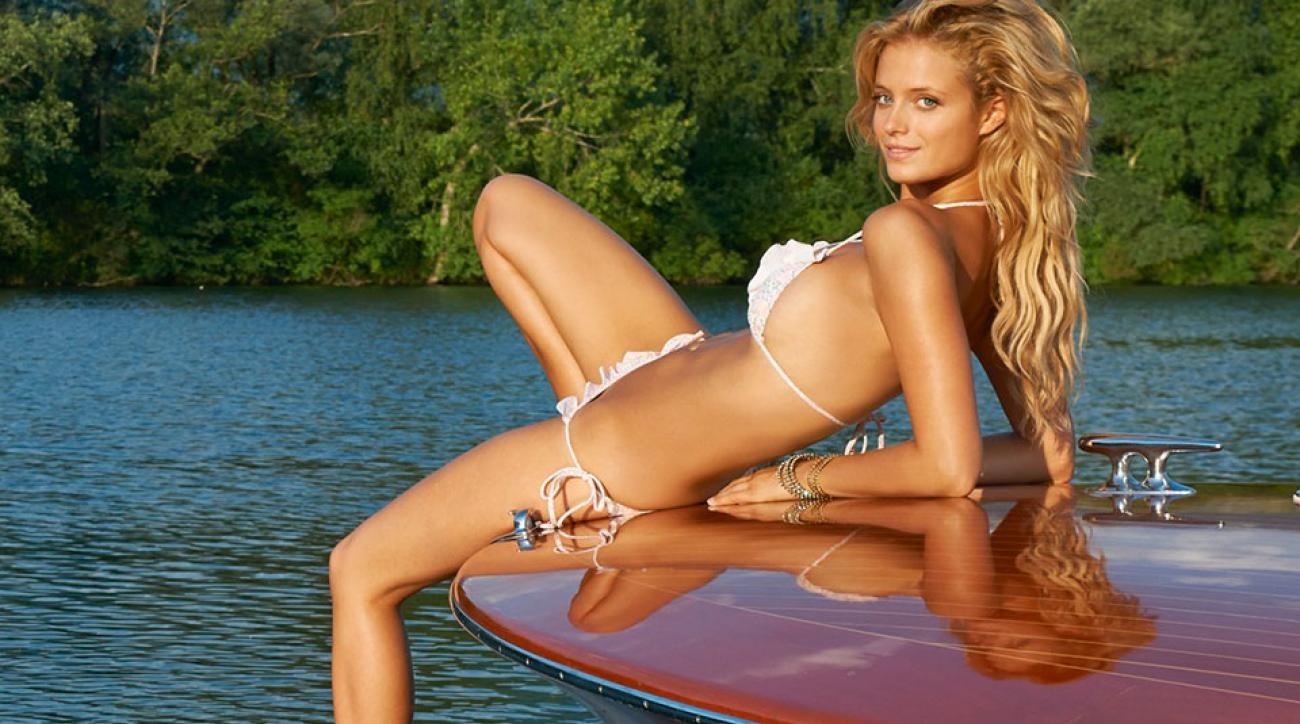 Kate Bock, SI Swimsuit 2014
