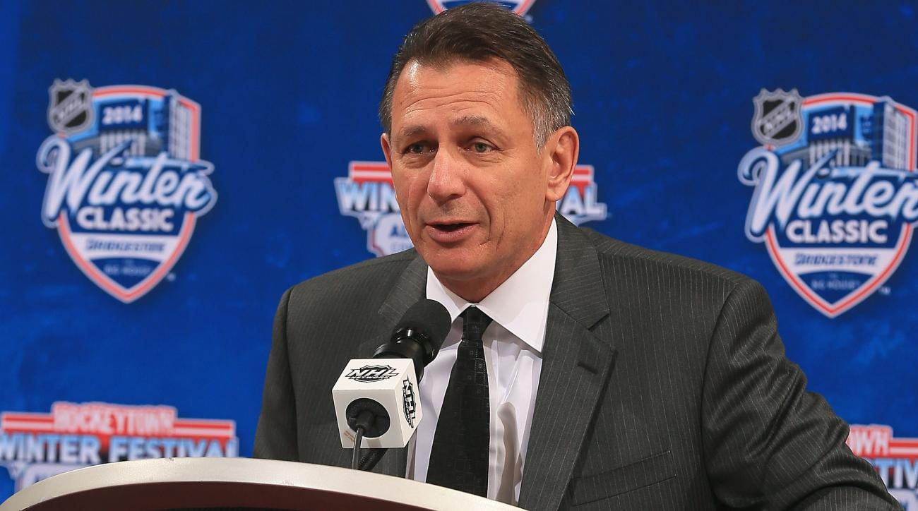 Red Wings, Ken Holland agree to new contract