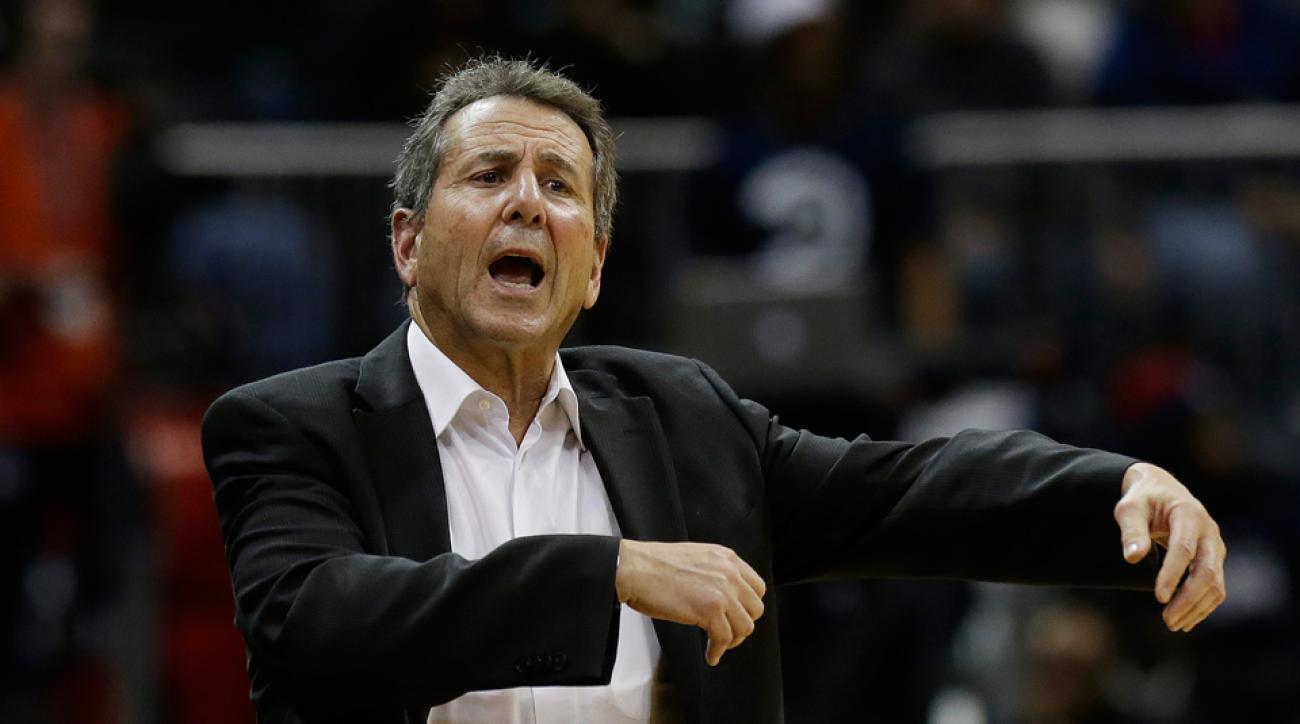 Atlanta Hawks managing partner Bruce Levenson