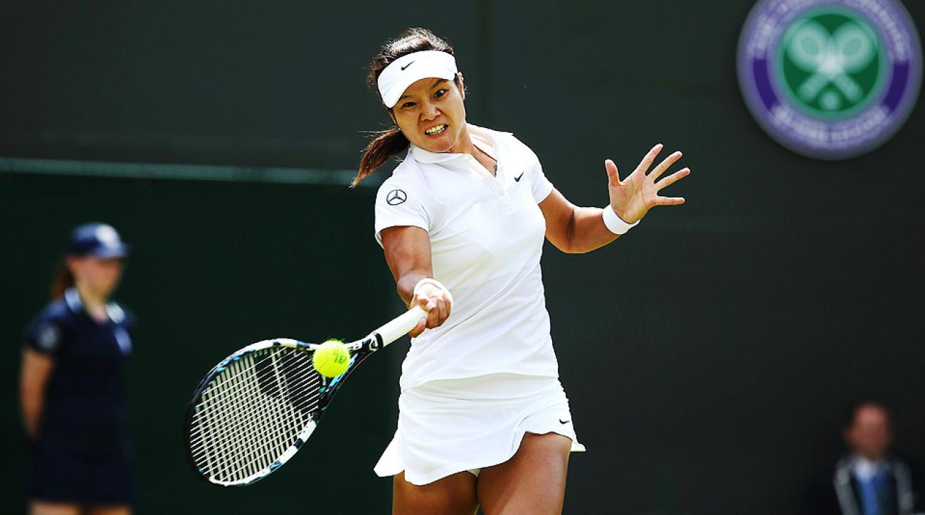 Tiebreakers doomed Li Na, the 2014 Australian Open champion, against Barbora Zahlavova Strycova in the third round at Wimbledon.
