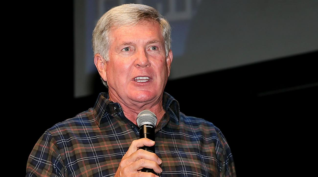 Former Texas coach Mack Brown joins ESPN