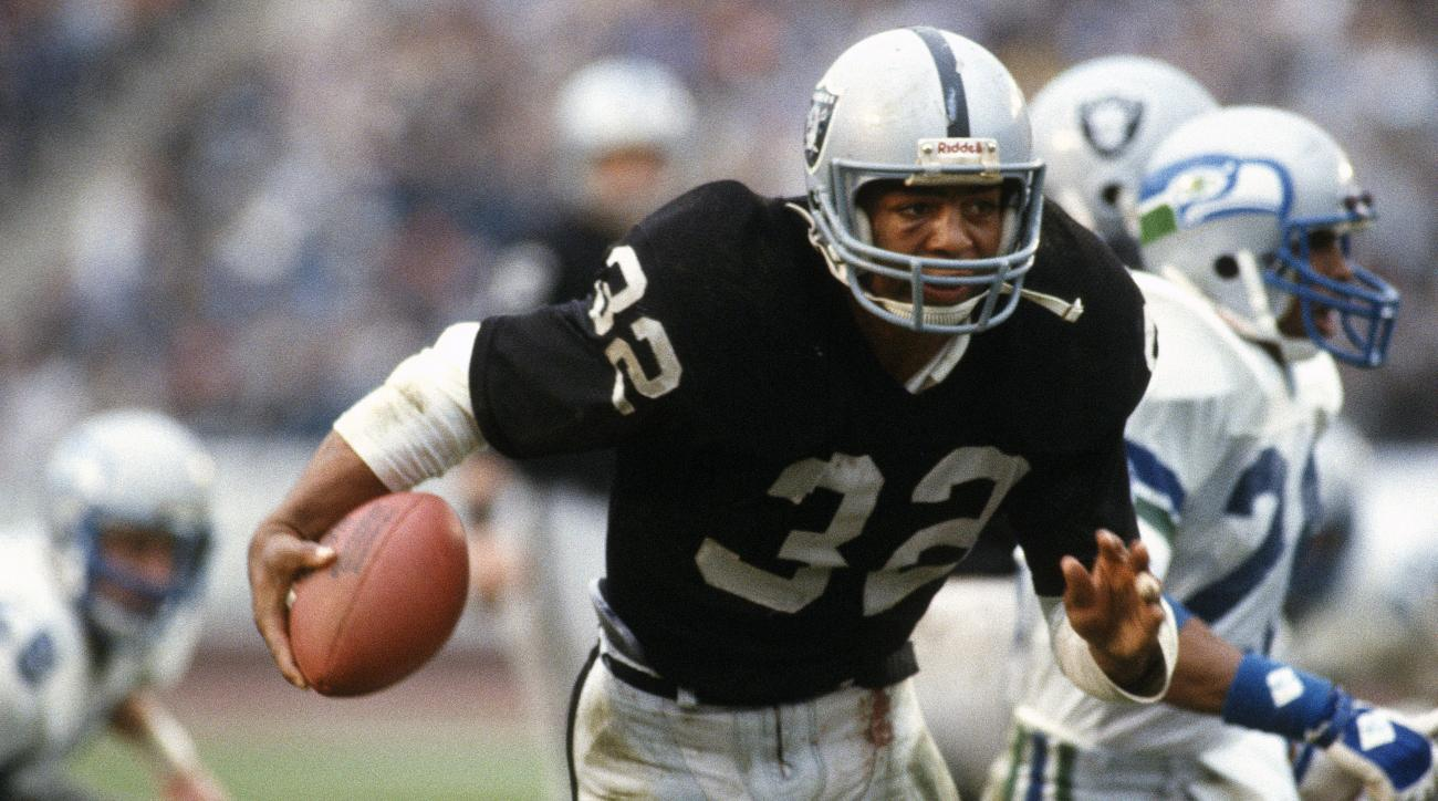 Marcus Allen says Oakland Raiders should return to Los Angeles