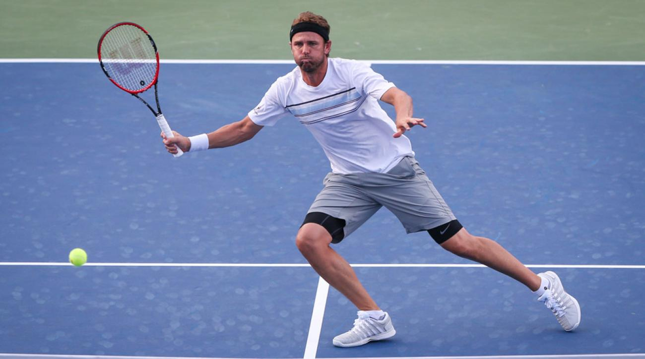 Mardy Fish has expressed his support for gay athletes and was the first male professional tennis player, along with Andy Roddick, to join Athlete Ally.