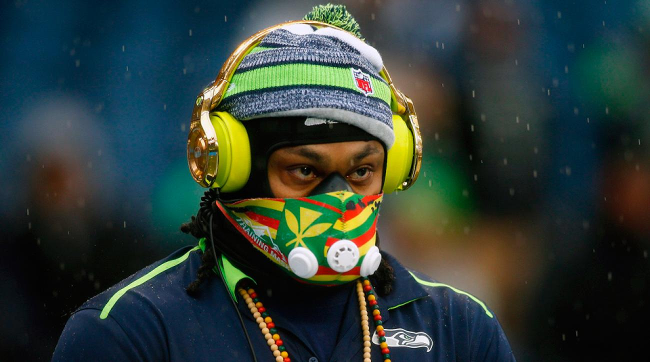 Marshawn Lynch Beast Mode >> The story behind Marshawn Lynch's unique high-altitude
