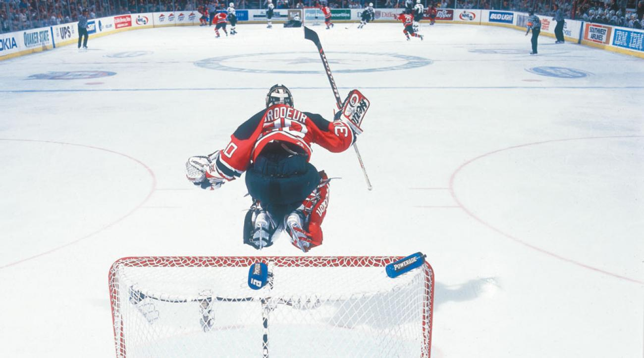 Ranking Martin Brodeur S Greatest Moments Si Com