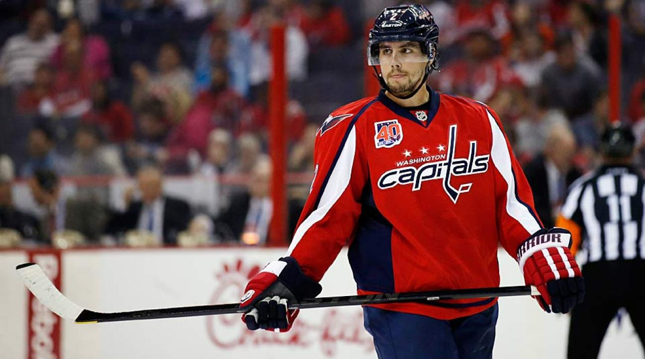 Former Penguins defenseman Matt Niskanen was one of the most coveted free agents on the market this summer.