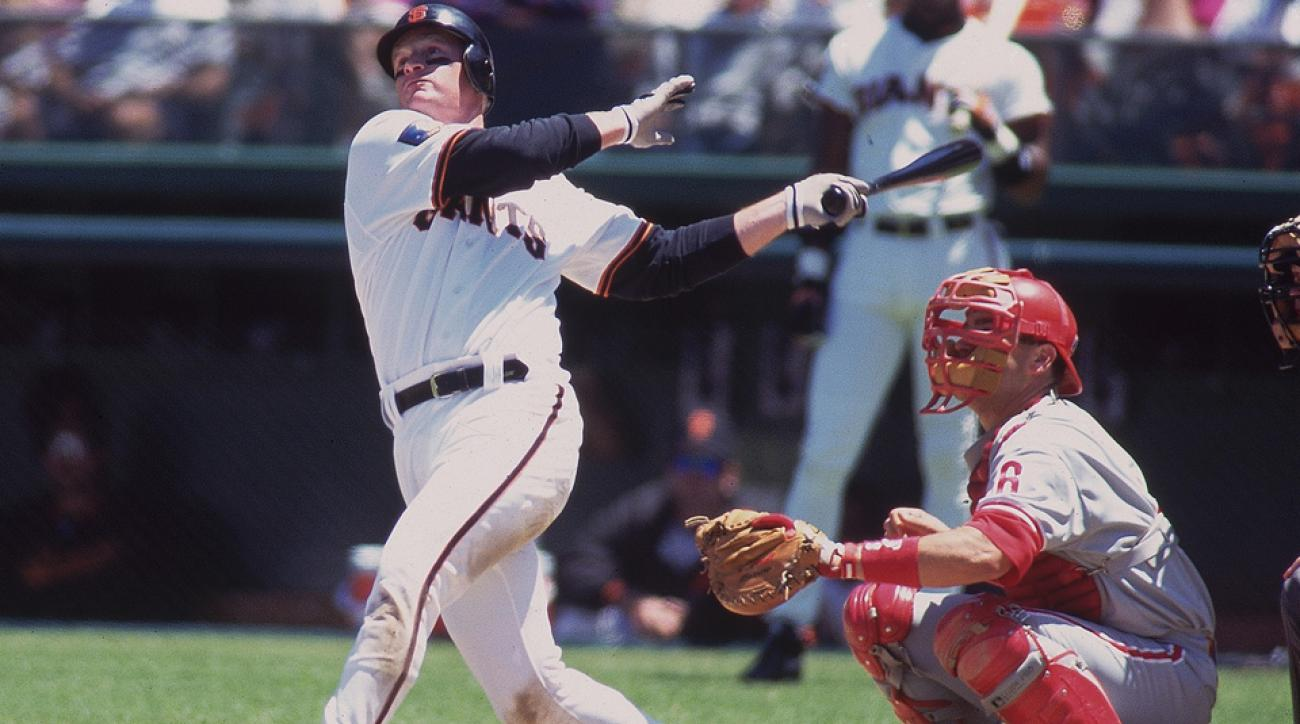 Matt Williams, the home run champion of 1994.