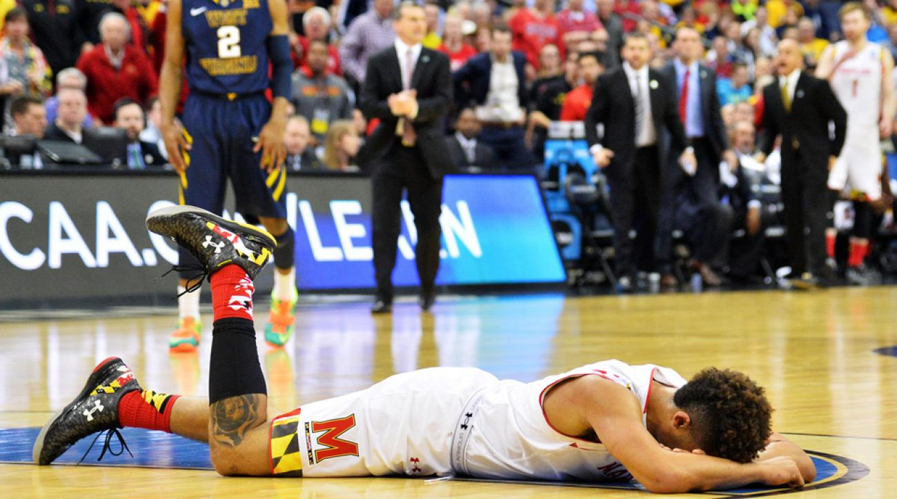 Turnovers, Melo Trimble's injury cost Maryland in loss to West Virginia