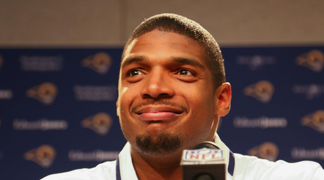Michael Sam to appear on the cover of Out Magazine