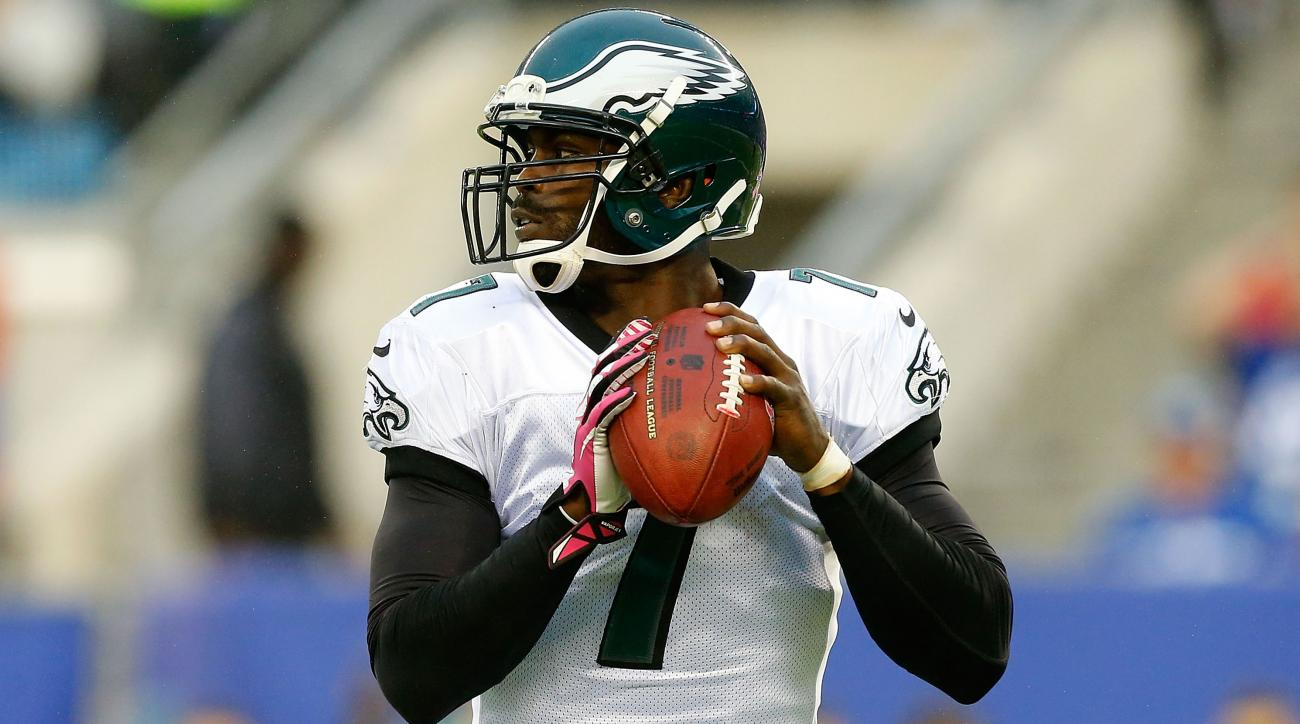 Michael Vick claims Geno Smith will be Jets' starter