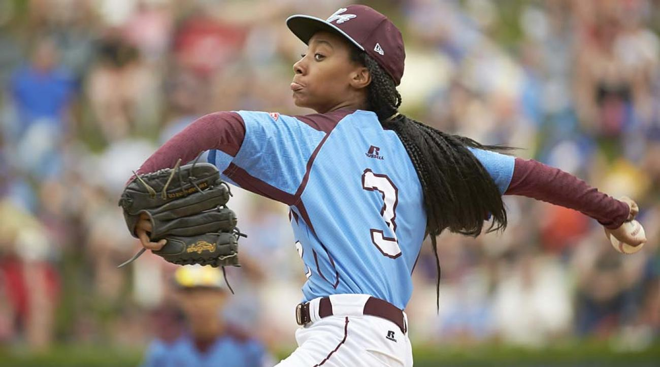 Mo'ne Davis Little League World Series ESPN