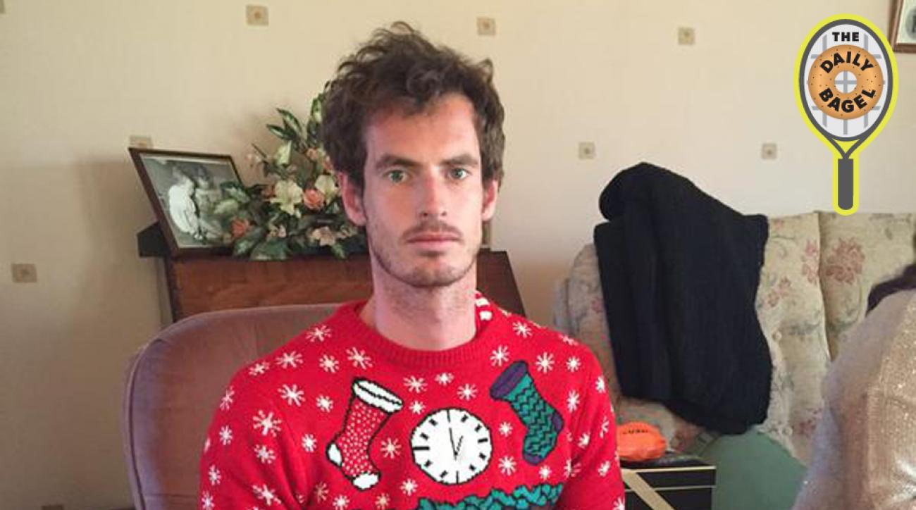 Daily Bagel: How Andy Murray won on Christmas Day