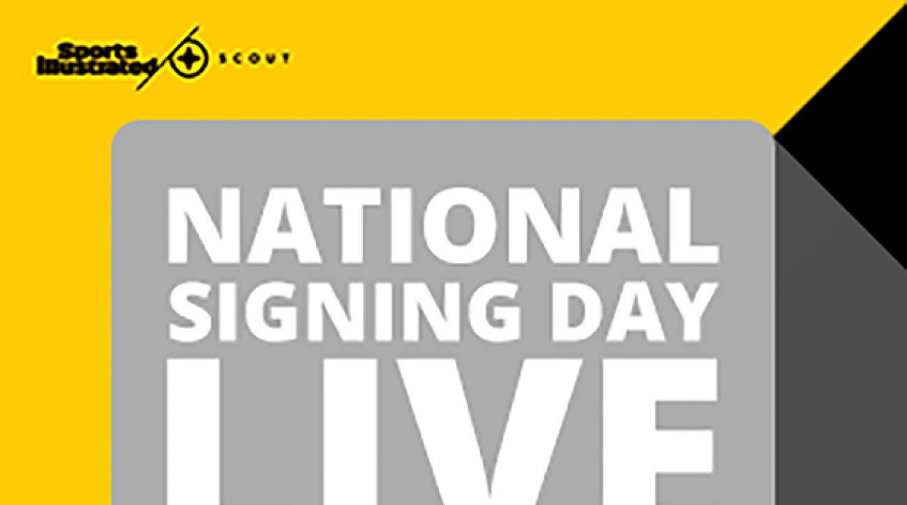 National Signing Day 2016 live blog: Recruiting news | SI.com