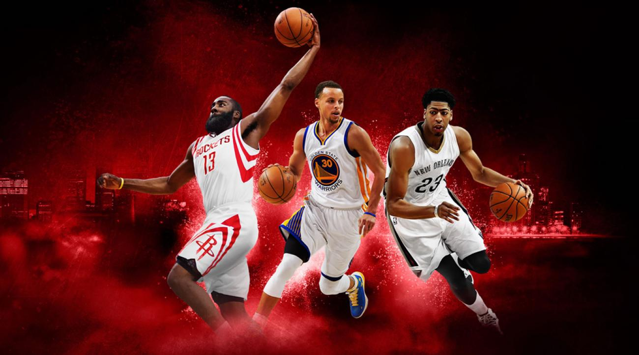 NBA 2K16 releases September 29 on Xbox One and Playstation 4.