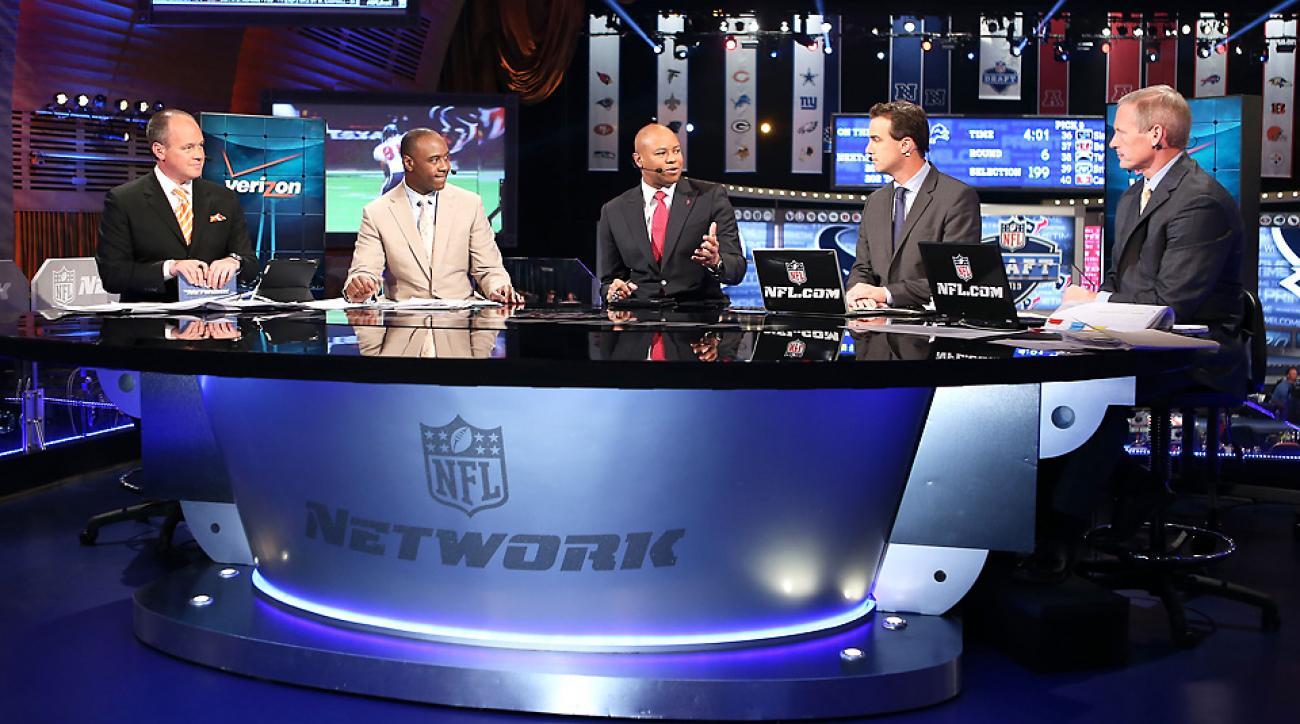 Nfl expected to consider future sunday night playoff games espn - Inside Espn Nfl Network S Coverage Of The Nfl Draft More Media Circus