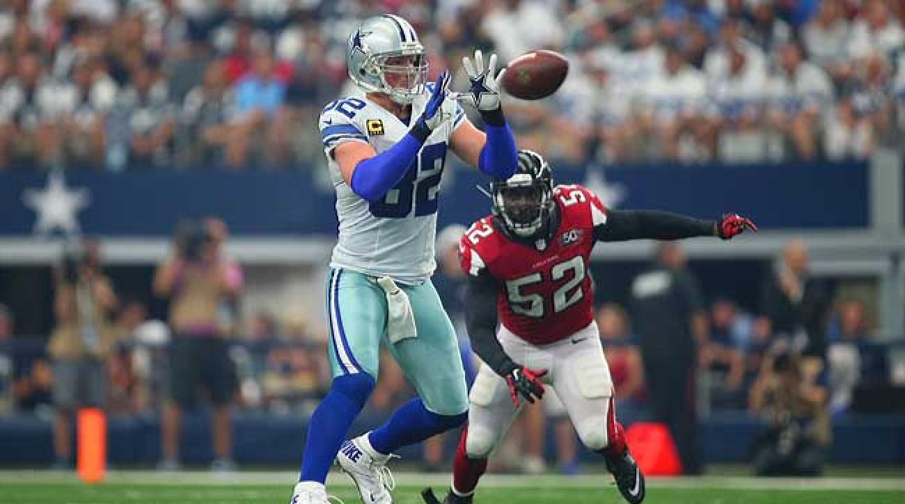 DURABLE, RELIABLE, UNDENIABLE: Jason Witten has proved himself to be a rare talent since being drafted by the Cowboys—and the always demanding Bill Parcells—in the third round of the 2003 draft.