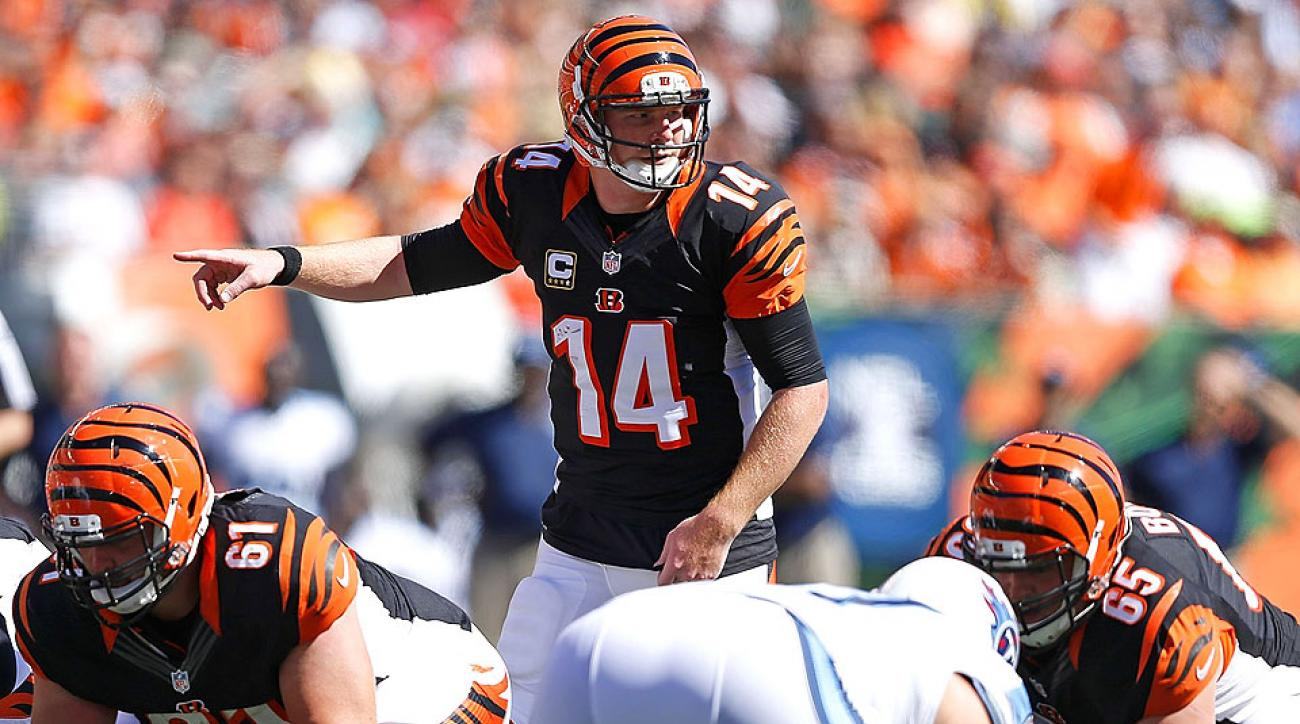 NFL Power Rankings Week 4: Cincinnati Bengals still on top after routing Tennessee Titans