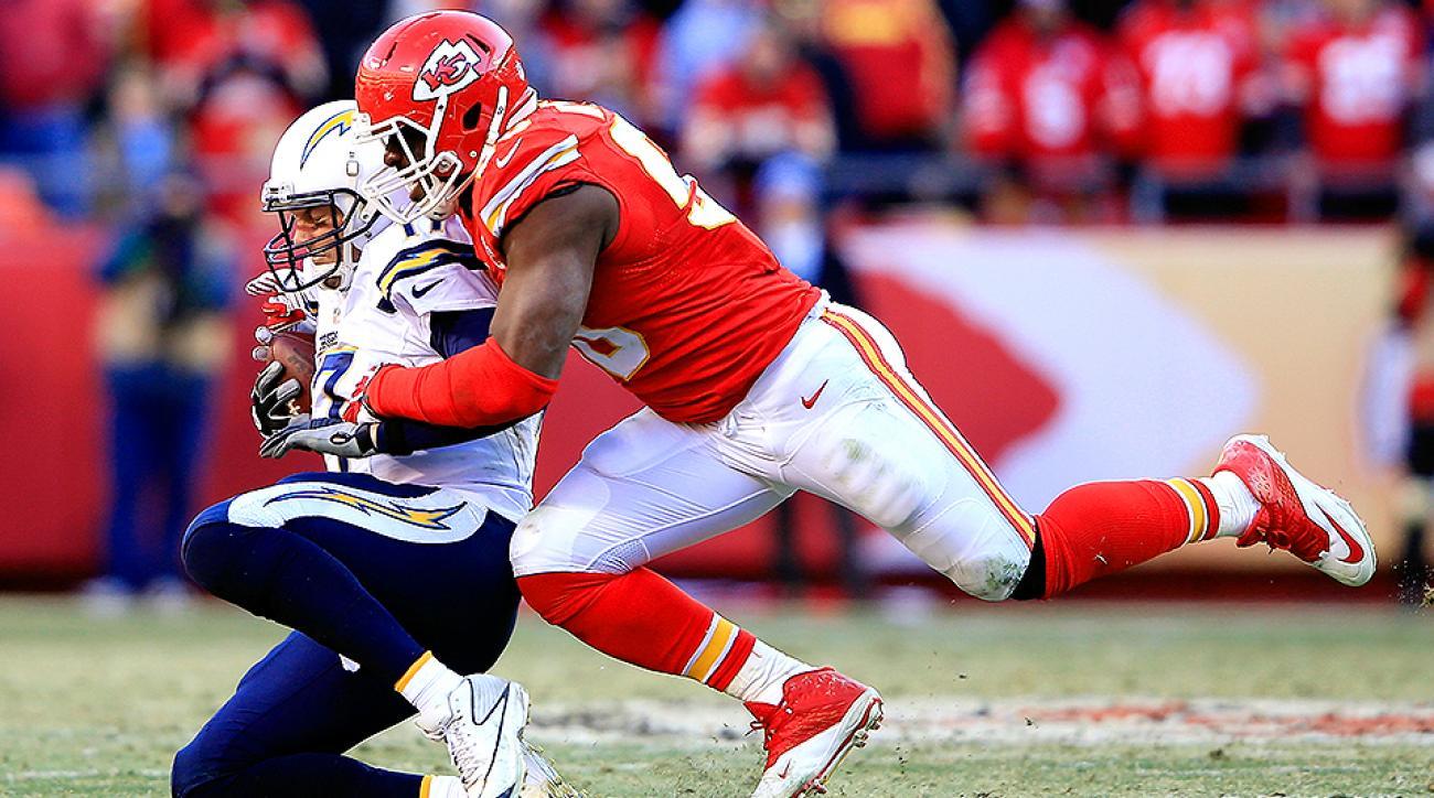 NFL Week 17 Justin Houston short of sack record Matt Ryan