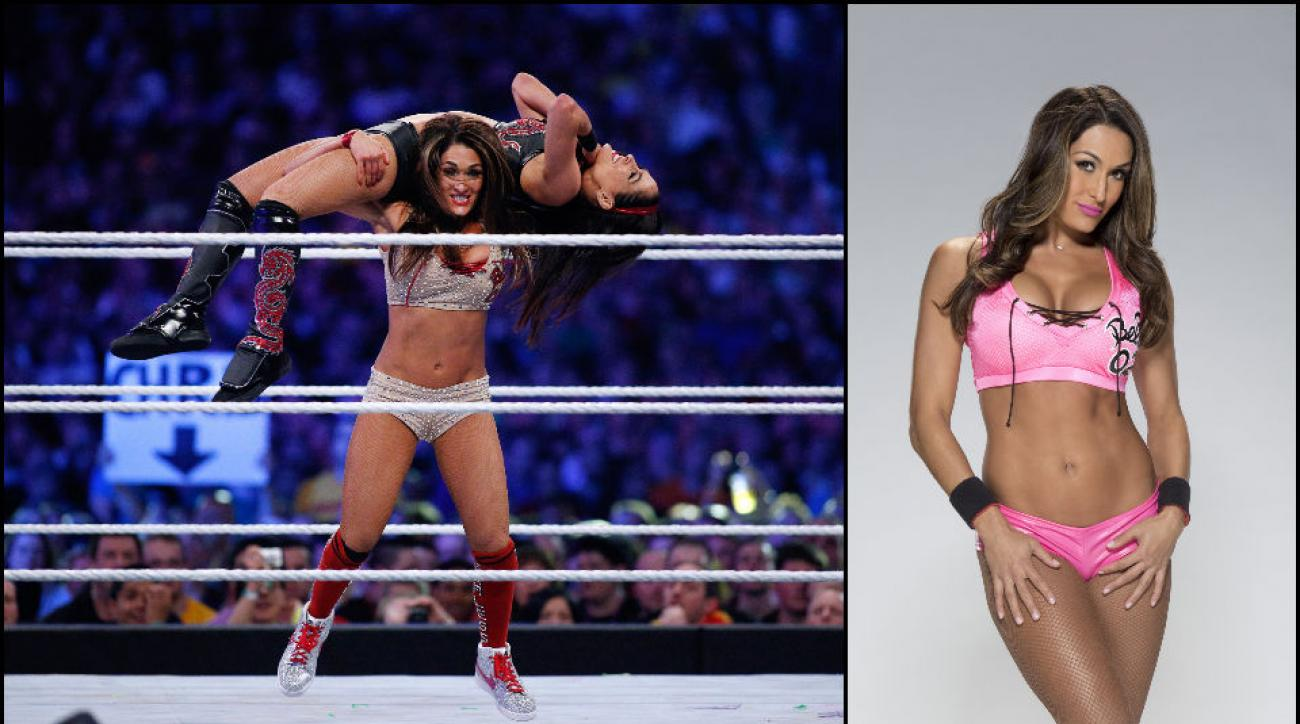 Behind the Body with WWE star Nikki Bella | SI com