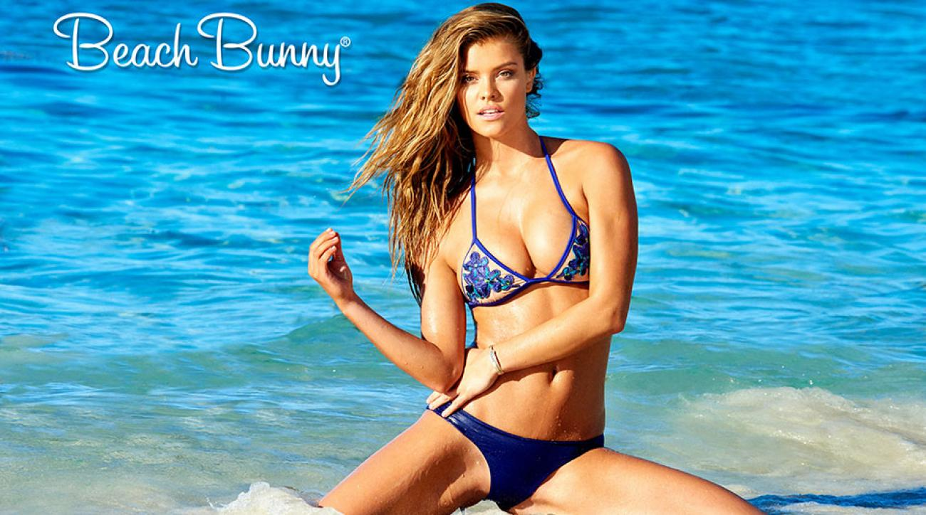 Nina Agdal for Beach Bunny Swimwear