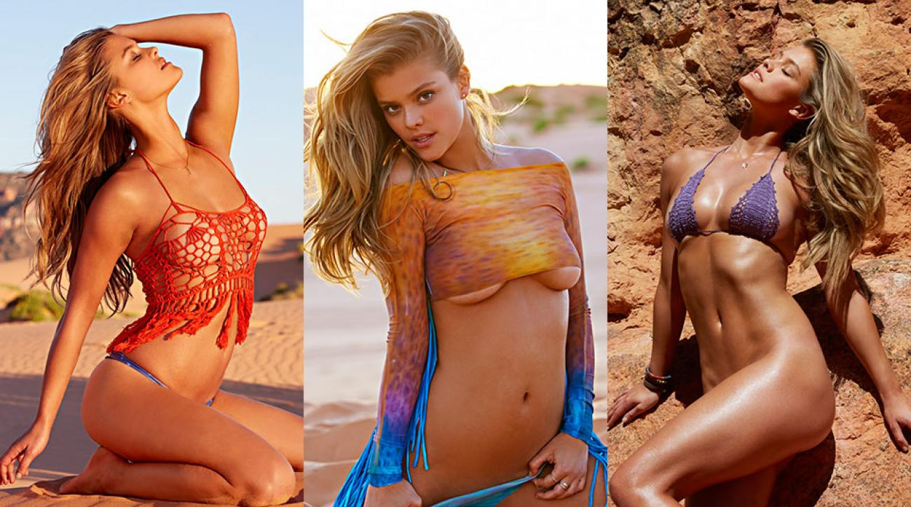 Nina Agdal, SI Swimsuit 2015