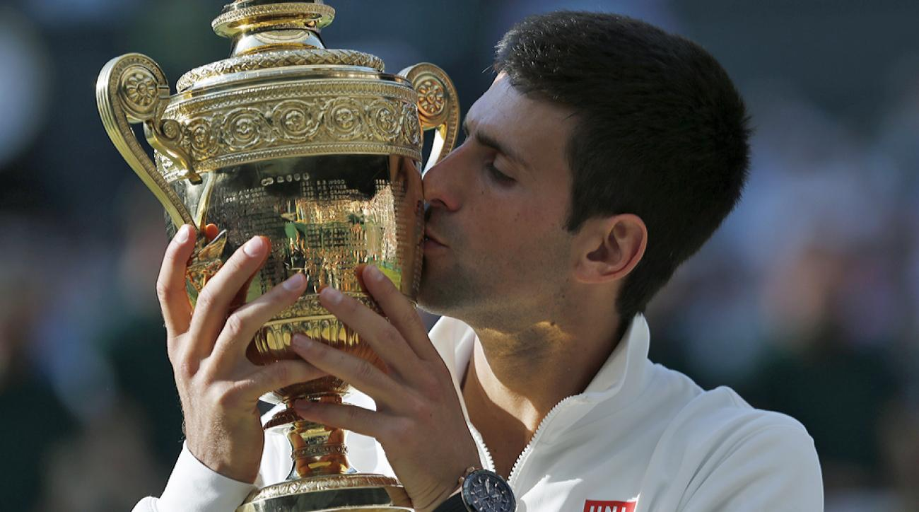 With the victory, Novak Djokovic returns to the No. 1 spot in the ATP rankings, eclipsing Rafael Nadal.