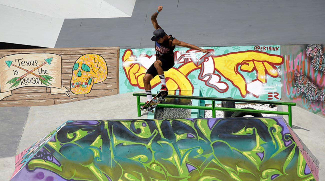 Nyjah Huston dominates X Games Austin back in 2014.