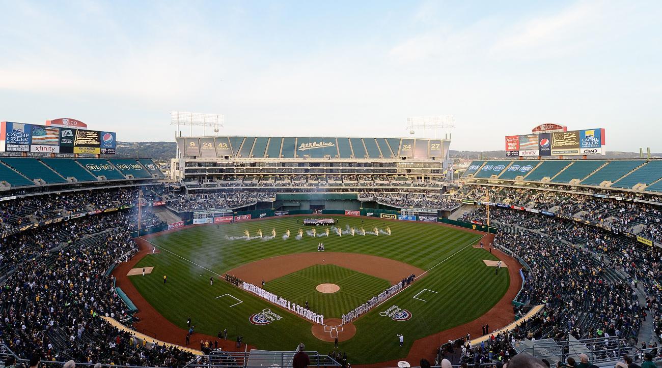 Raiders could demolish O.co Coliseum next year.