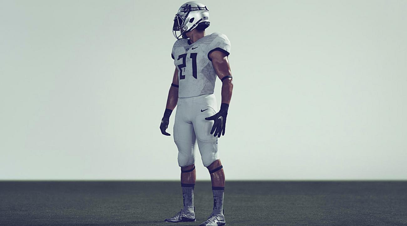 sports shoes 17aeb 2561b Oregon football: Ducks to wear Lewis and Clark uniforms | SI.com