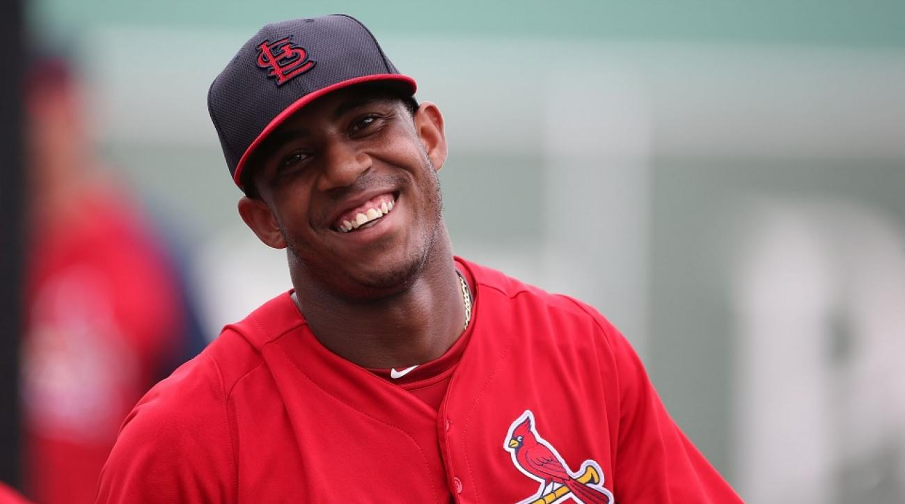 Oscar Tavares hit just .189 in his first stint in the majors.