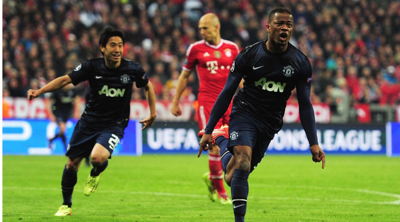 Patrice Evra asks Manchester United for transfer to Juventus