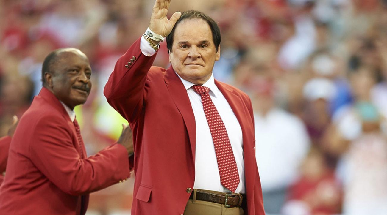 an overview of the hall of fames controversy of pete roses ban in baseball sport University of houston baseball commit among wounded in texas school shooting no, legal sports gambling doesn't mean pete rose should be in the hall of fame.
