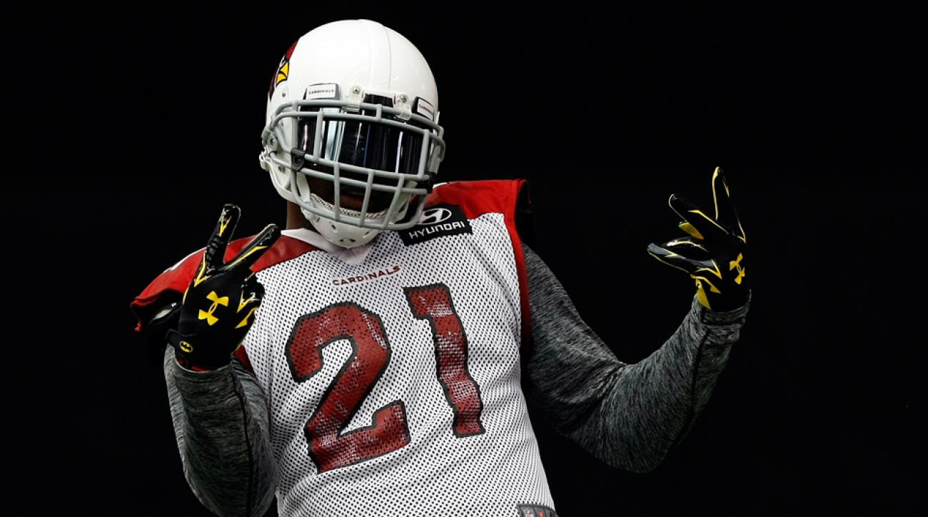 822019dd1ff3 Arizona Cardinals defensive back Patrick Peterson recently signed a  multi-year deal with Under Armour