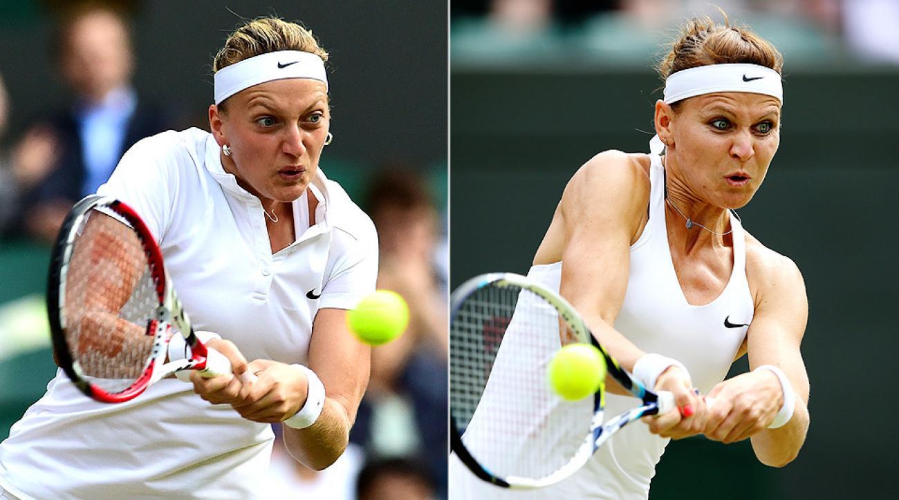 Petra Kvitova has won four matches against Lucie Safarova so far this season.