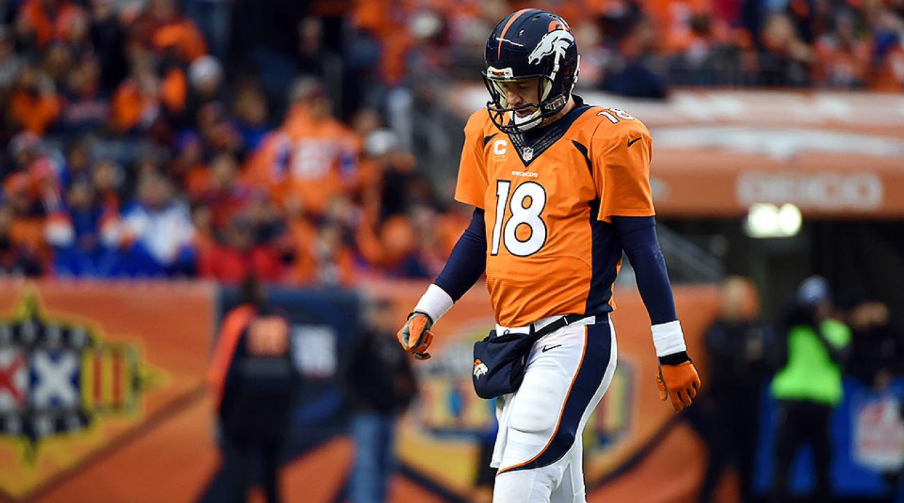2014 NFL playoffs: Could latest loss mark end for Denver Broncos' Peyton Manning?