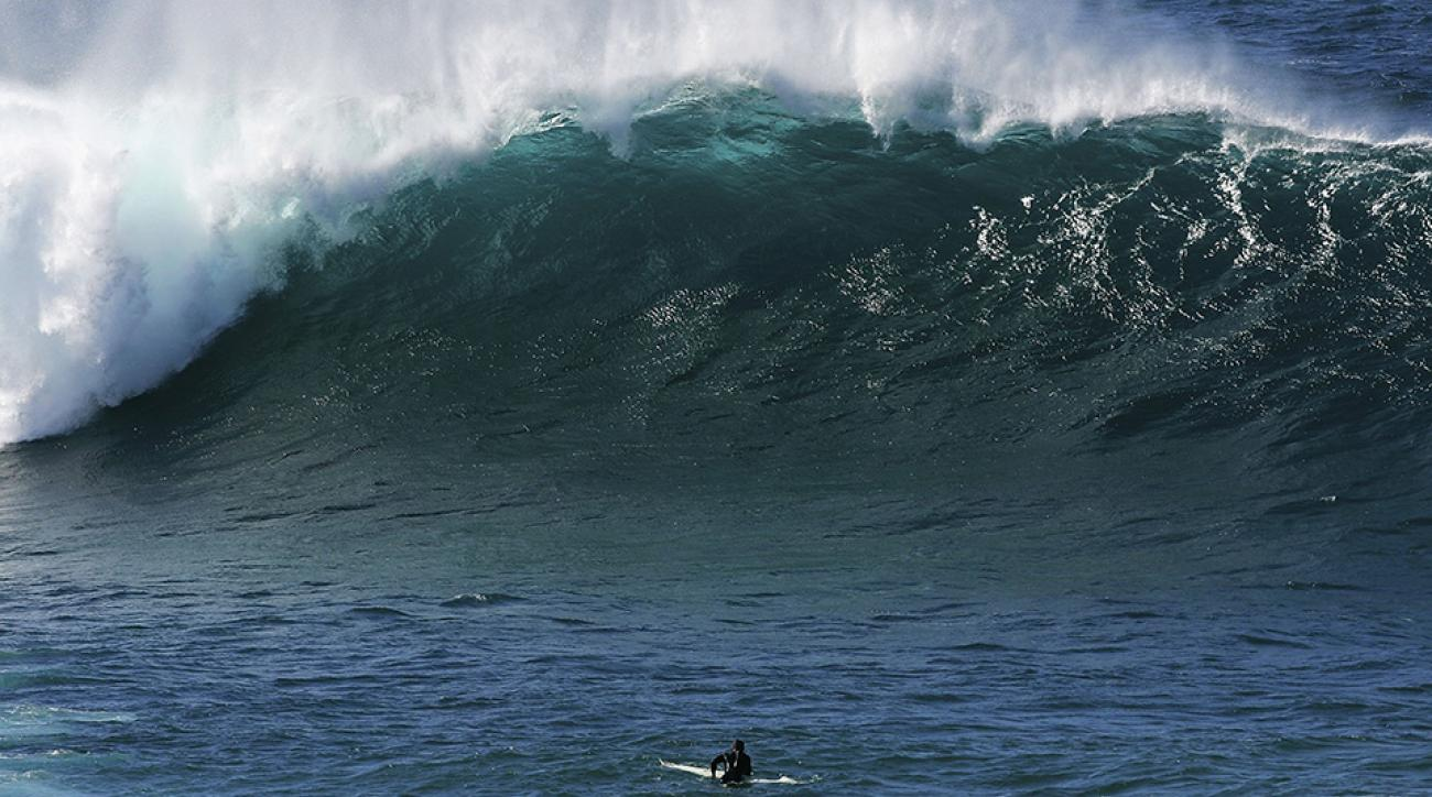 Backdoor Pipeline on Hawaii's North Shore