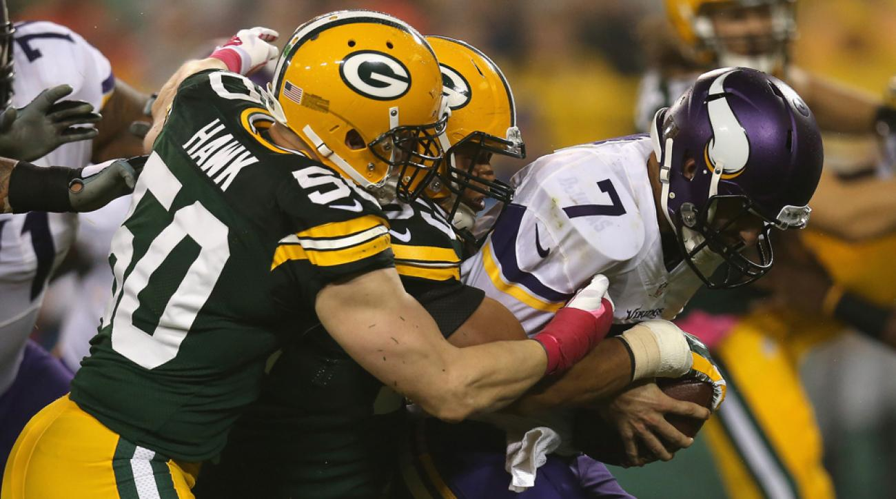 Packers embarrass Christian Ponder, Minnesota Vikings during Thursday Night blowout