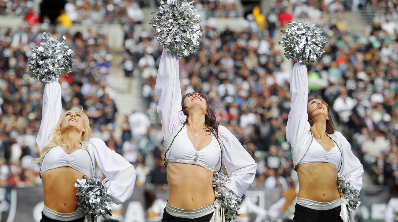 Raiderettes get pay raise to minimum wage