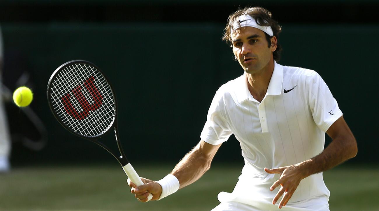 Roger Federer will play Novak Djokovic for an unprecedented eighth Wimbledon title.