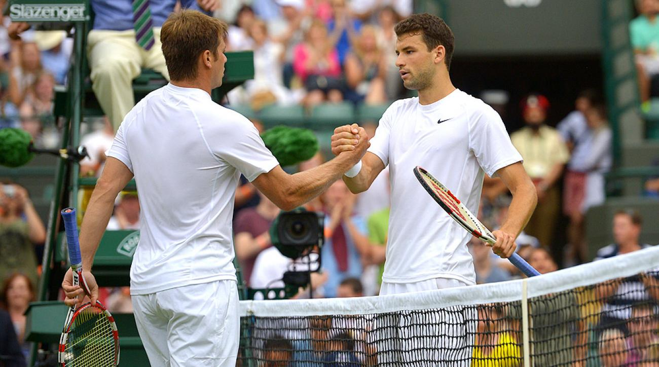 Ryan Harrison and Grigor Dimitrov, only a year apart in age, once appeared to be on similar career trajectories.