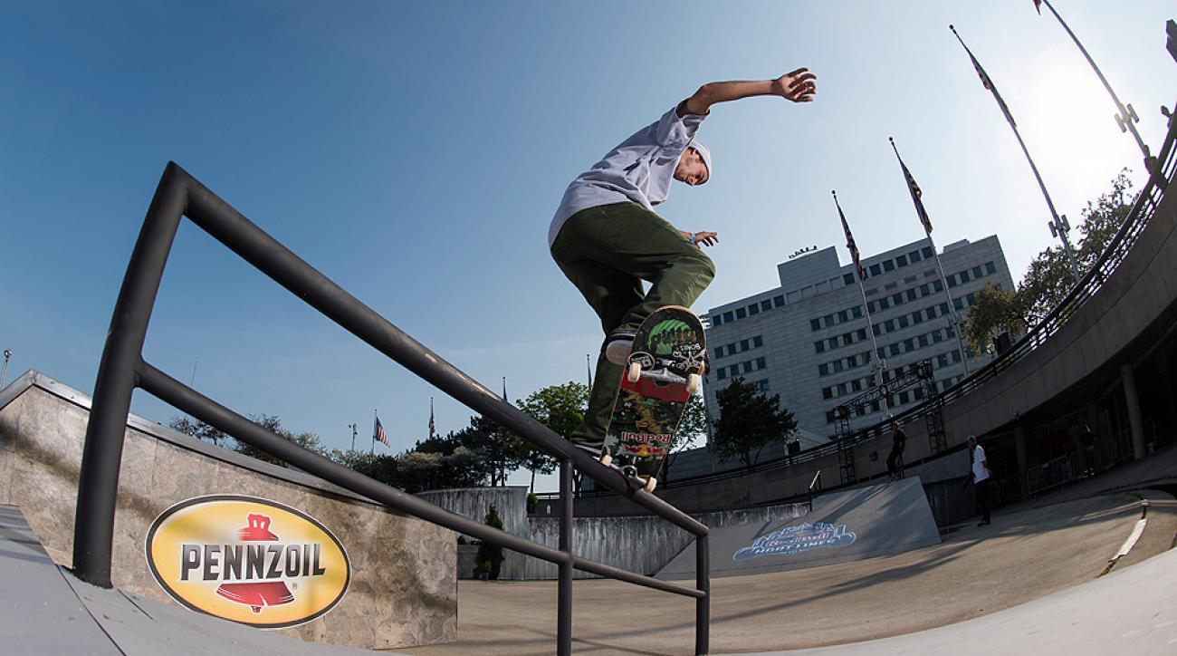 Ryan Sheckler brings skateboarding to Detroit with Hart ...