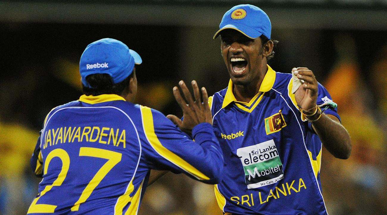 Cricket Council bans Sachitra Senanayake for illegal actions