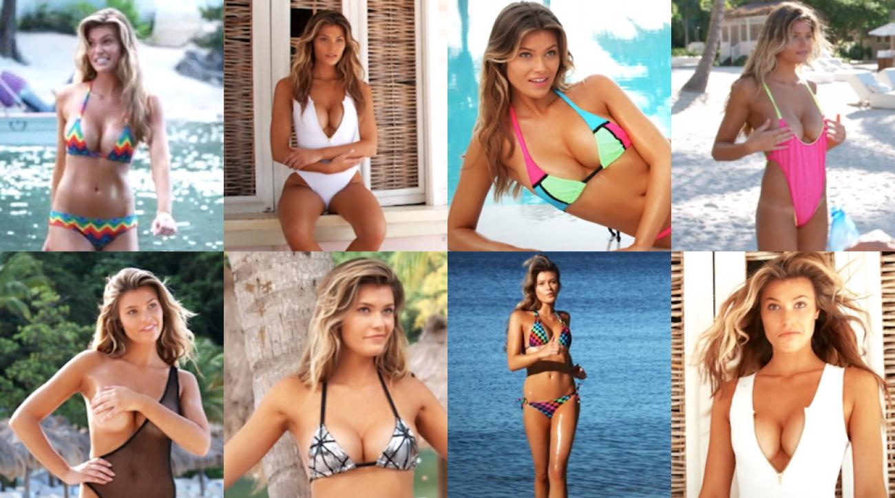 Samantha Hoopes 2014 outtakes, or the crazy things we made her wear